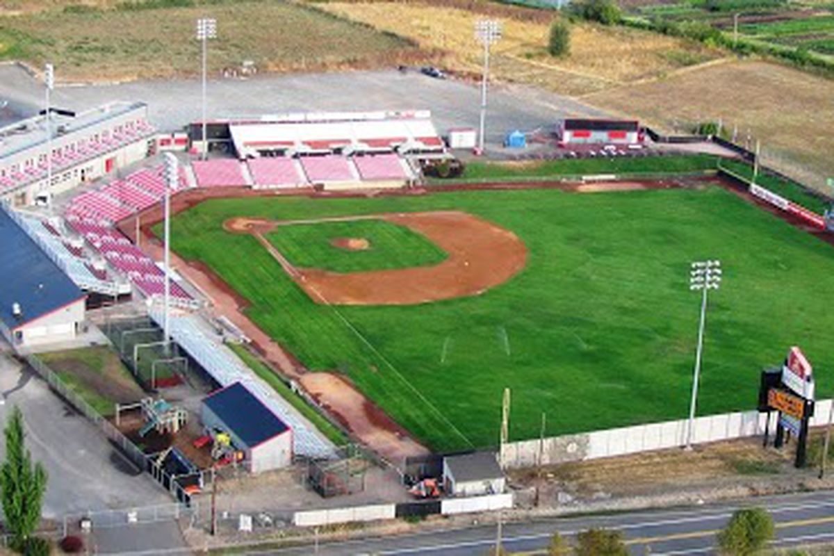 Oregon St. visits Volcanoes Stadium for the second time to take on Portland today.