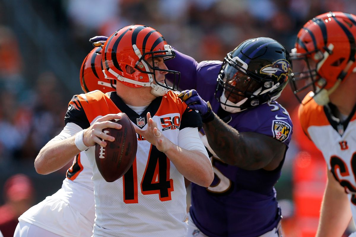 Despite vintage performance Terrell Suggs snaps must be