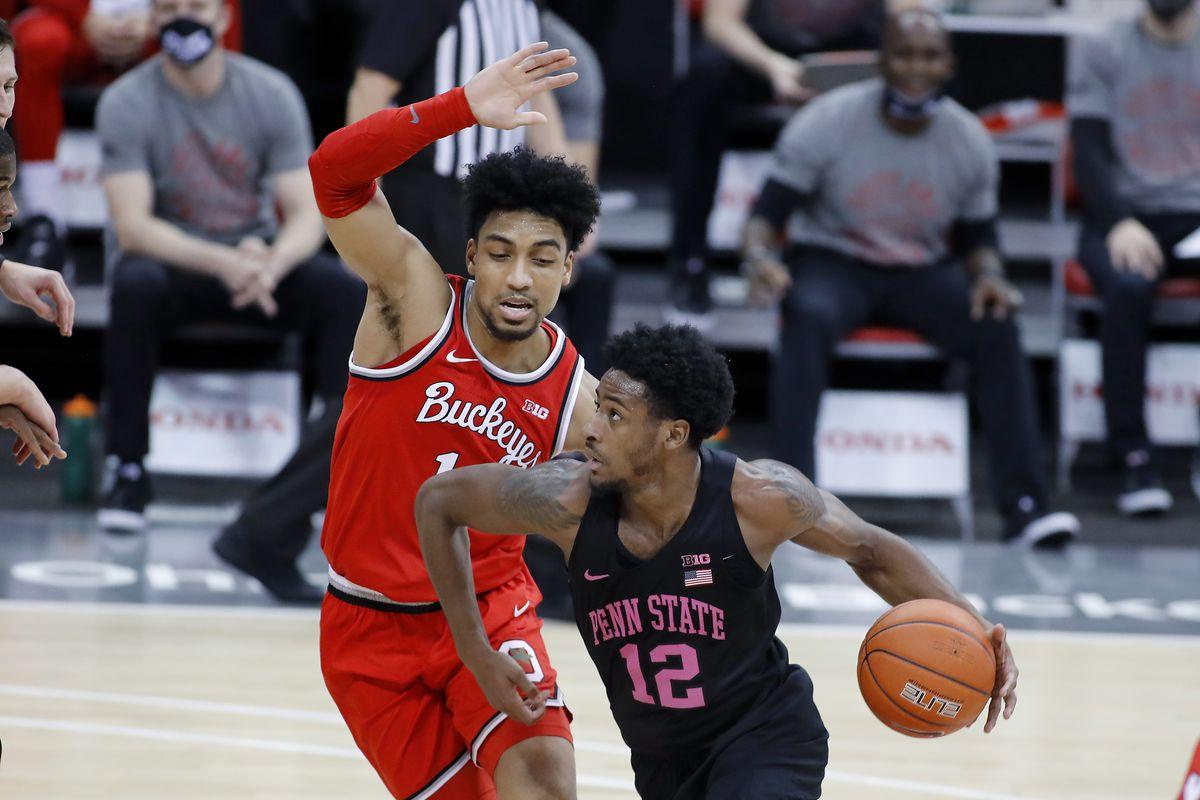 NCAA Basketball: Penn State at Ohio State