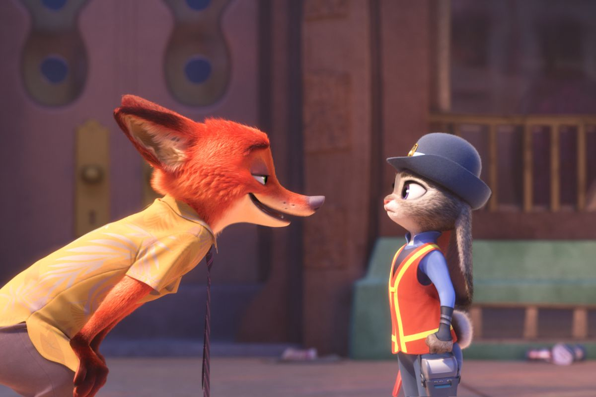 Yes, Zootopia has a shot.