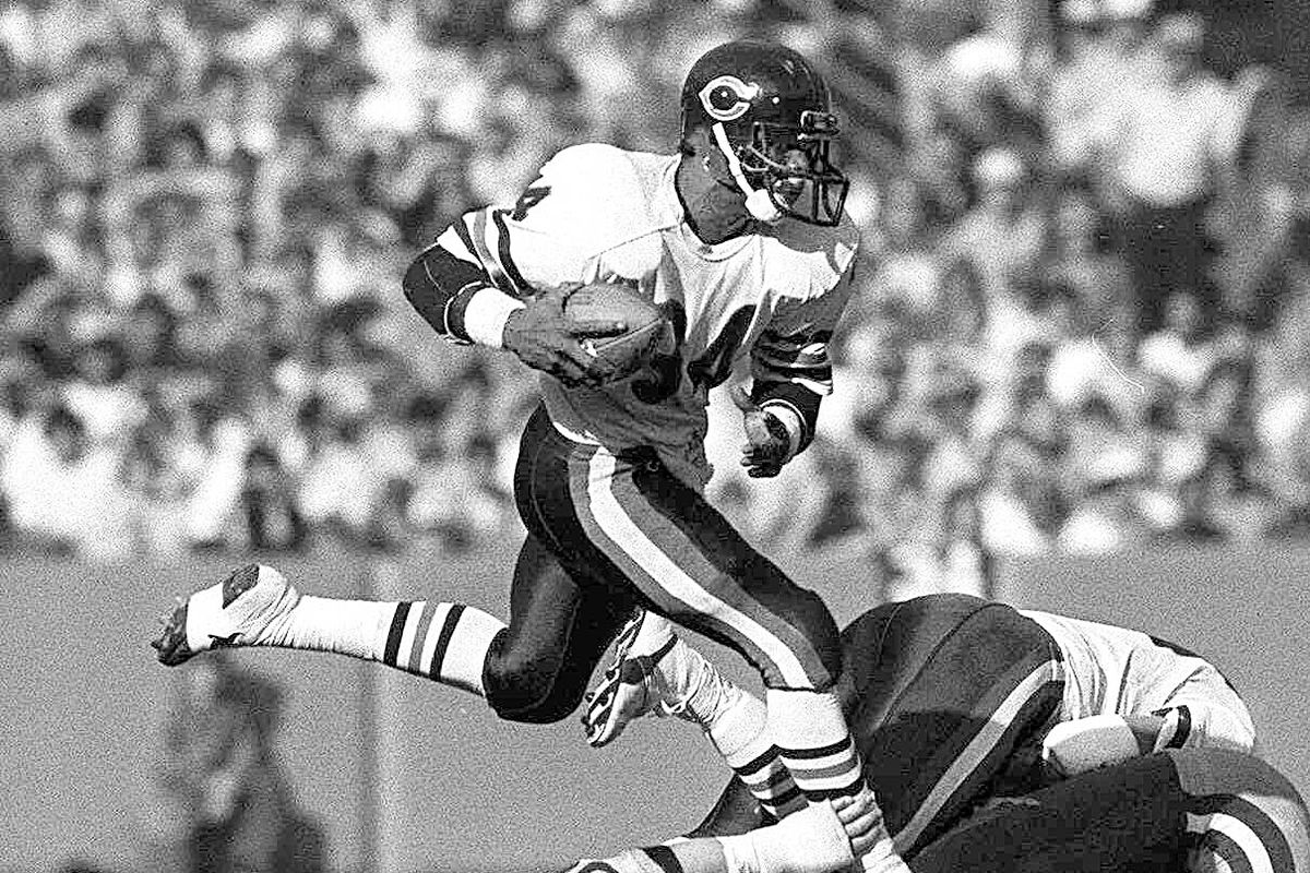 The 100 Greatest Bears of All-Time - Chicago Sun-Times