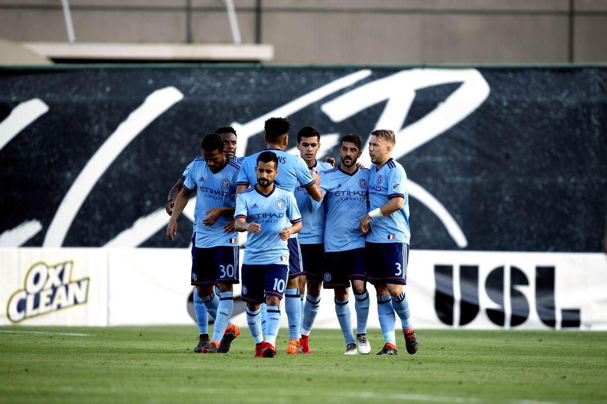 MLS: Montreal Impact vs. NYCFC