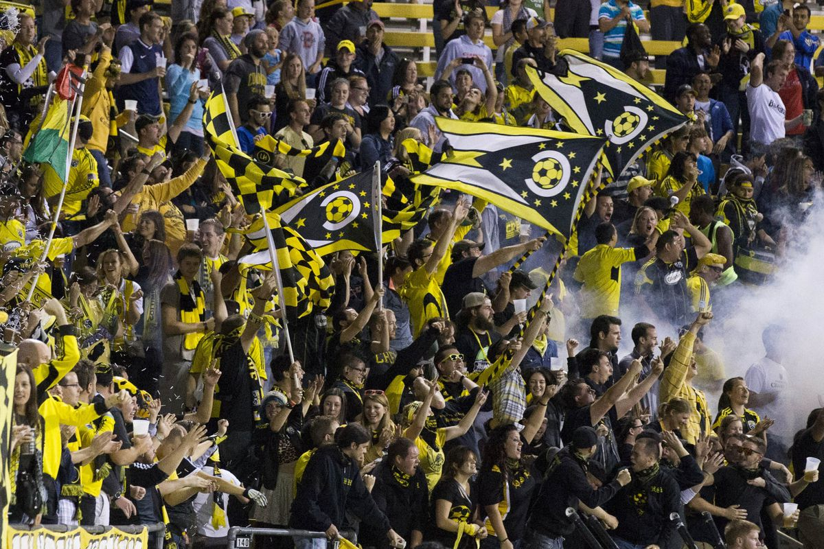 Crew fans should pat themselves on the back.