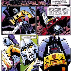UK Transformers comic