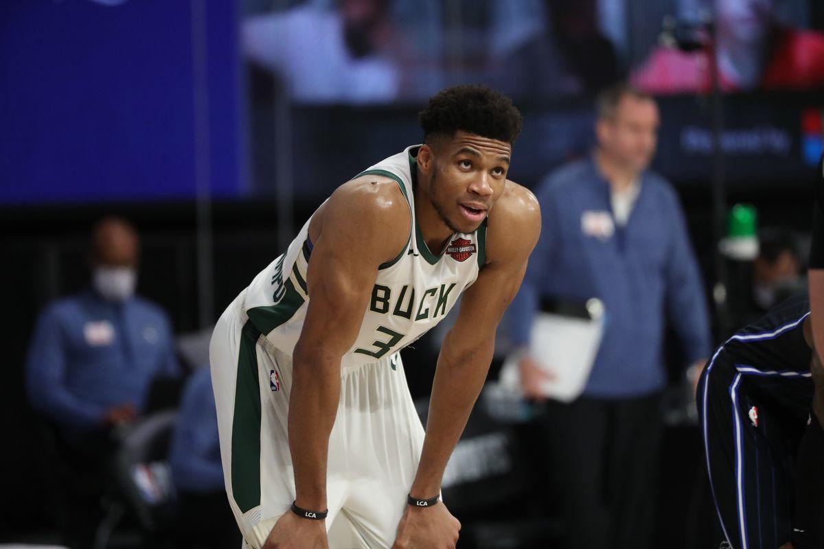 Milwaukee Bucks v Orlando Magic - Game Four