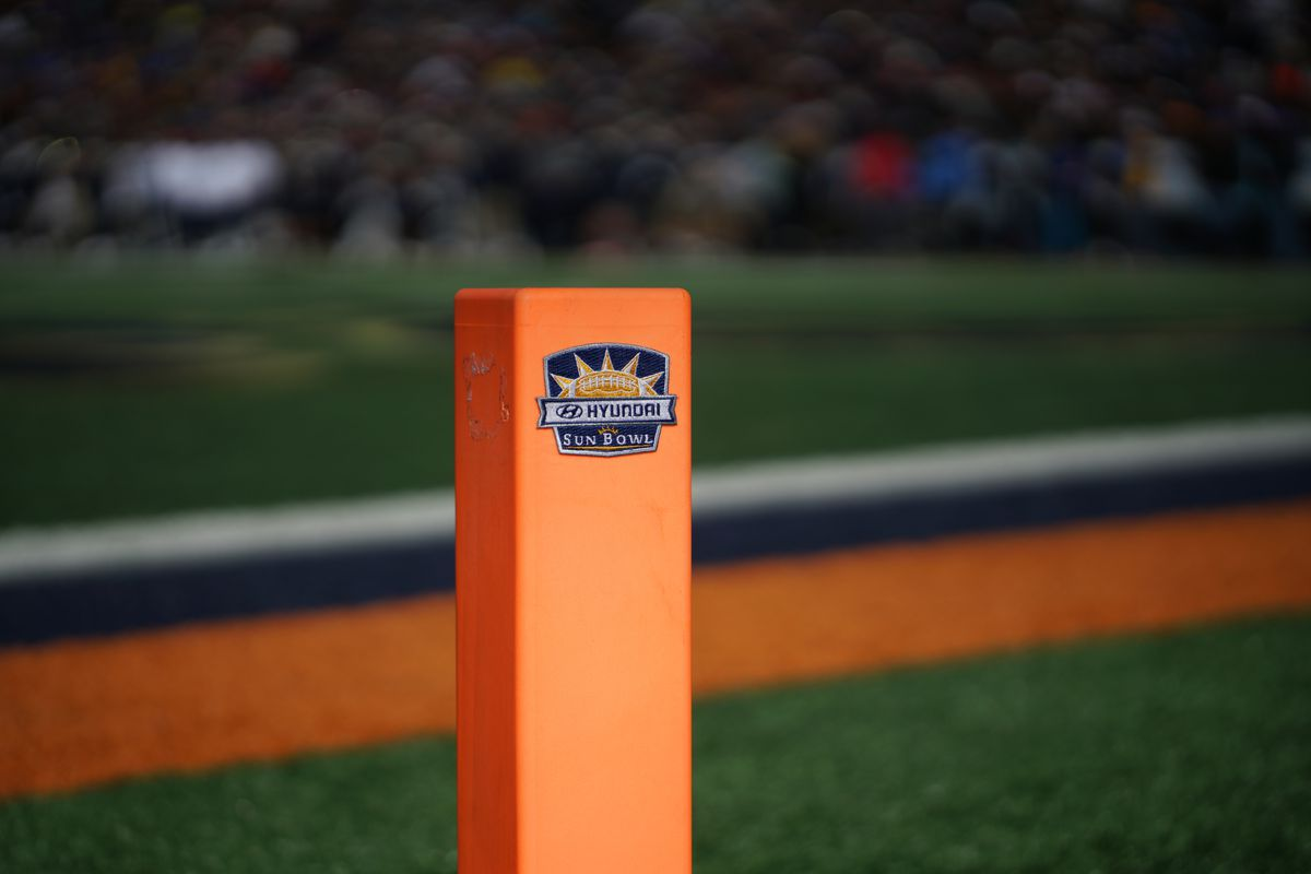 COLLEGE FOOTBALL: DEC 31 Sun Bowl - Stanford v Pitt