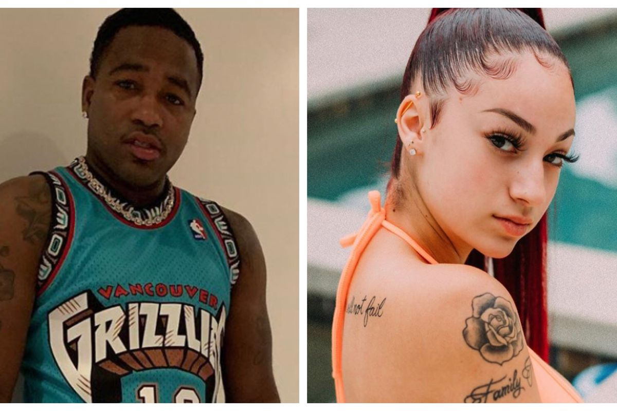 Adrien Broner Gets Put On Blast For Sliding In Bhad Bhabie S Dms Revolt