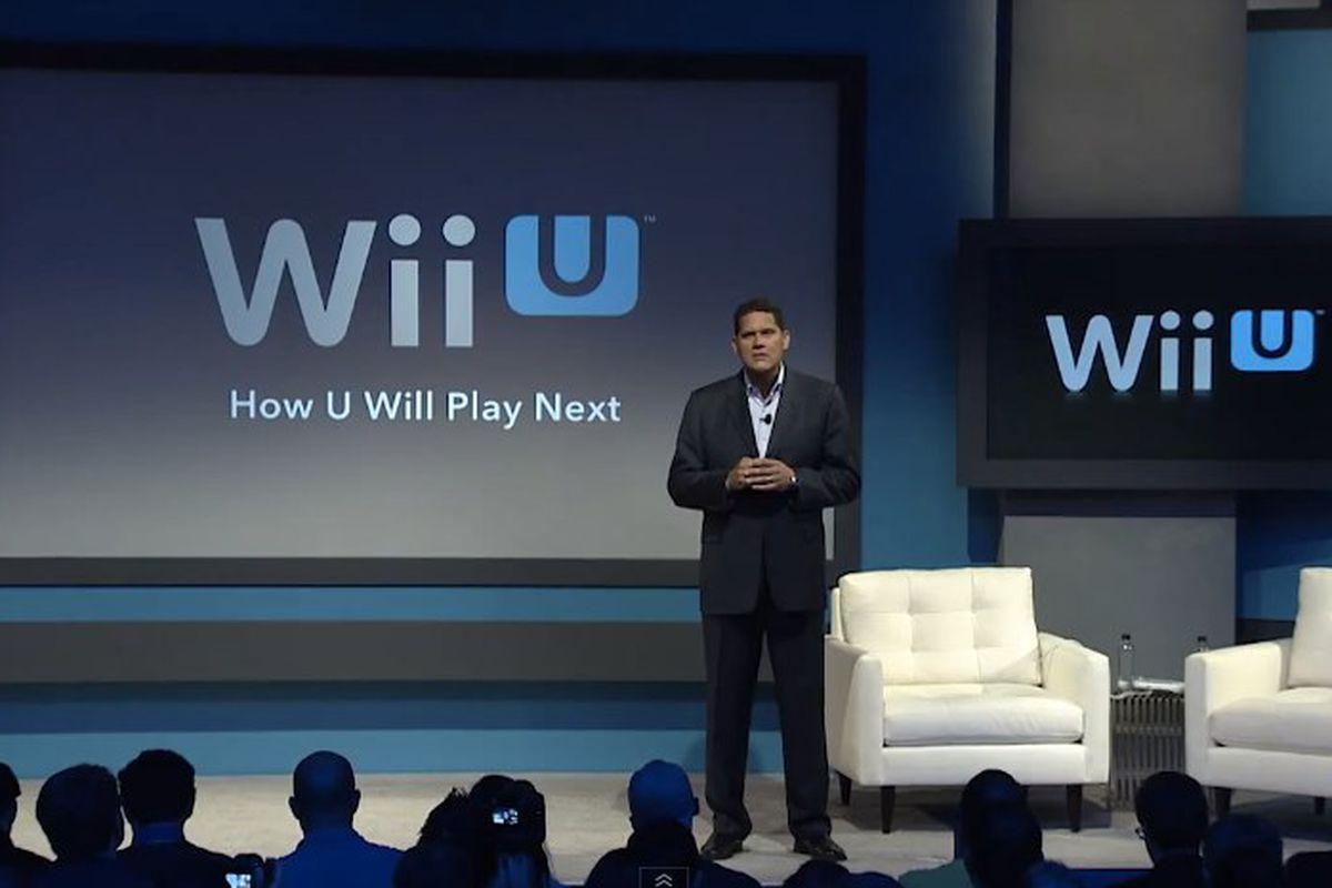 Wii U How U Will Play Next - from video