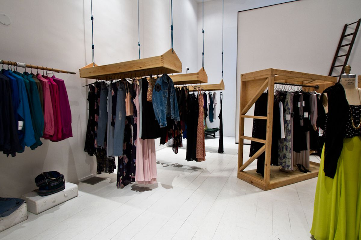 """The Lower East Side store; Photo by <a href=""""http://williamchanphoto.com/"""">William Chan</a>"""
