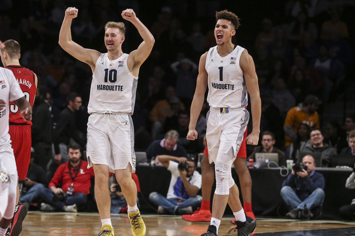 NCAA Basketball: NIT Season Tip-Off-Louisville vs Marquette