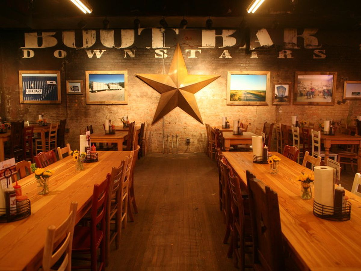 Hill Country's Boot Bar