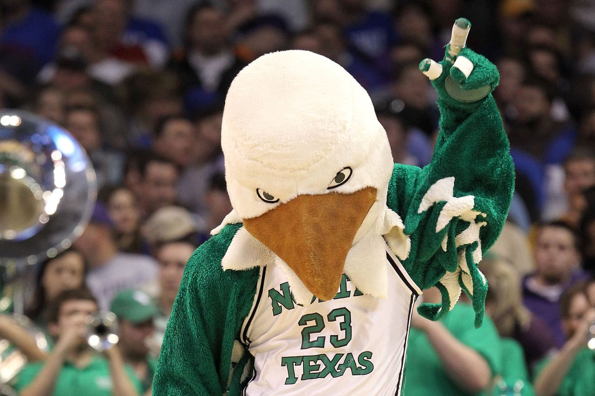 We want to believe in the Mean Green, and we do believe in the Mean Green.  But there's certain facts you gotta deal with.