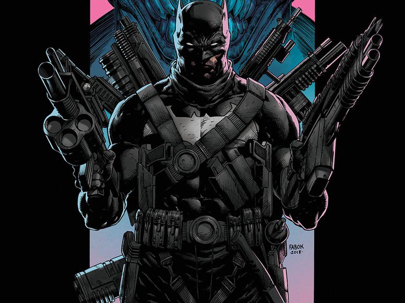Dc Comics Reveals The Origin Story Of Its New Punisher Batman