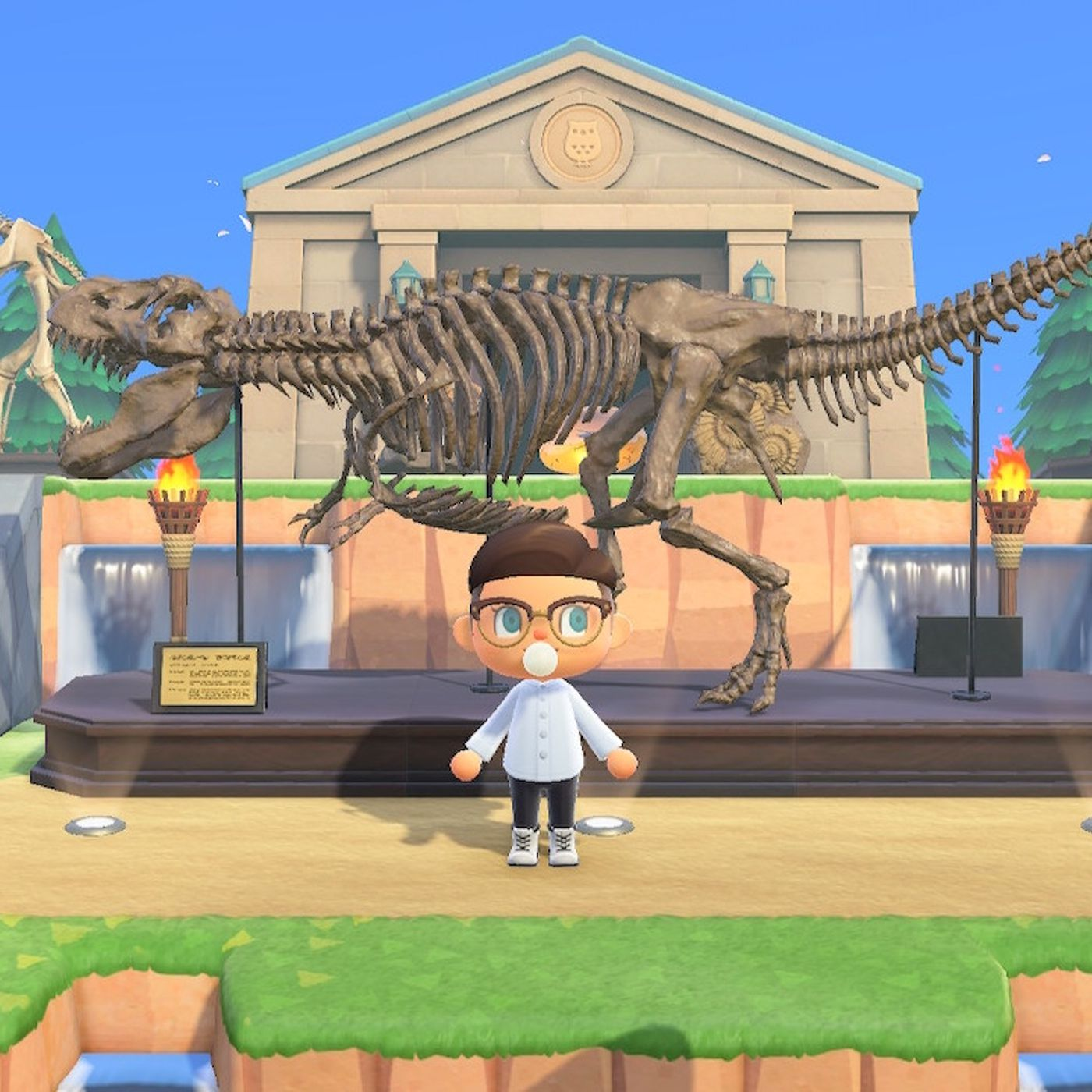 Animal Crossing New Horizons Mentions Brewster Missing Features