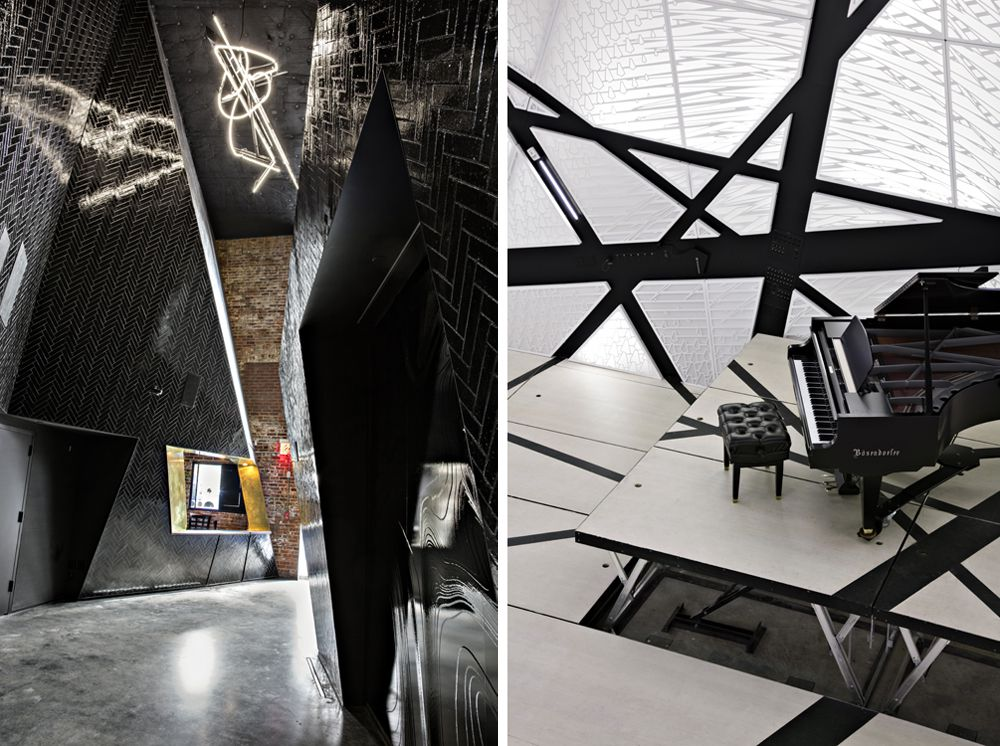 Brooklyn s bureau v merges architecture with fashion music art