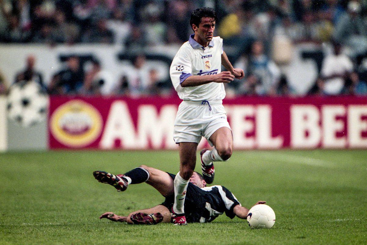 Juventus de Turín v Real Madrid - Final de la UEFA Champions League 1998