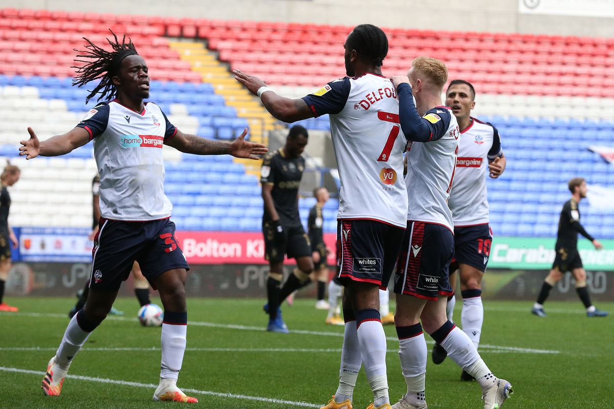 Bolton Wanderers v Oldham Athletic - Sky Bet League Two