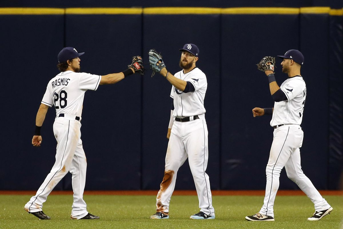 Souza hits two homers as Rays top Angels