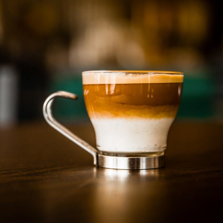 Coffee at Trianon