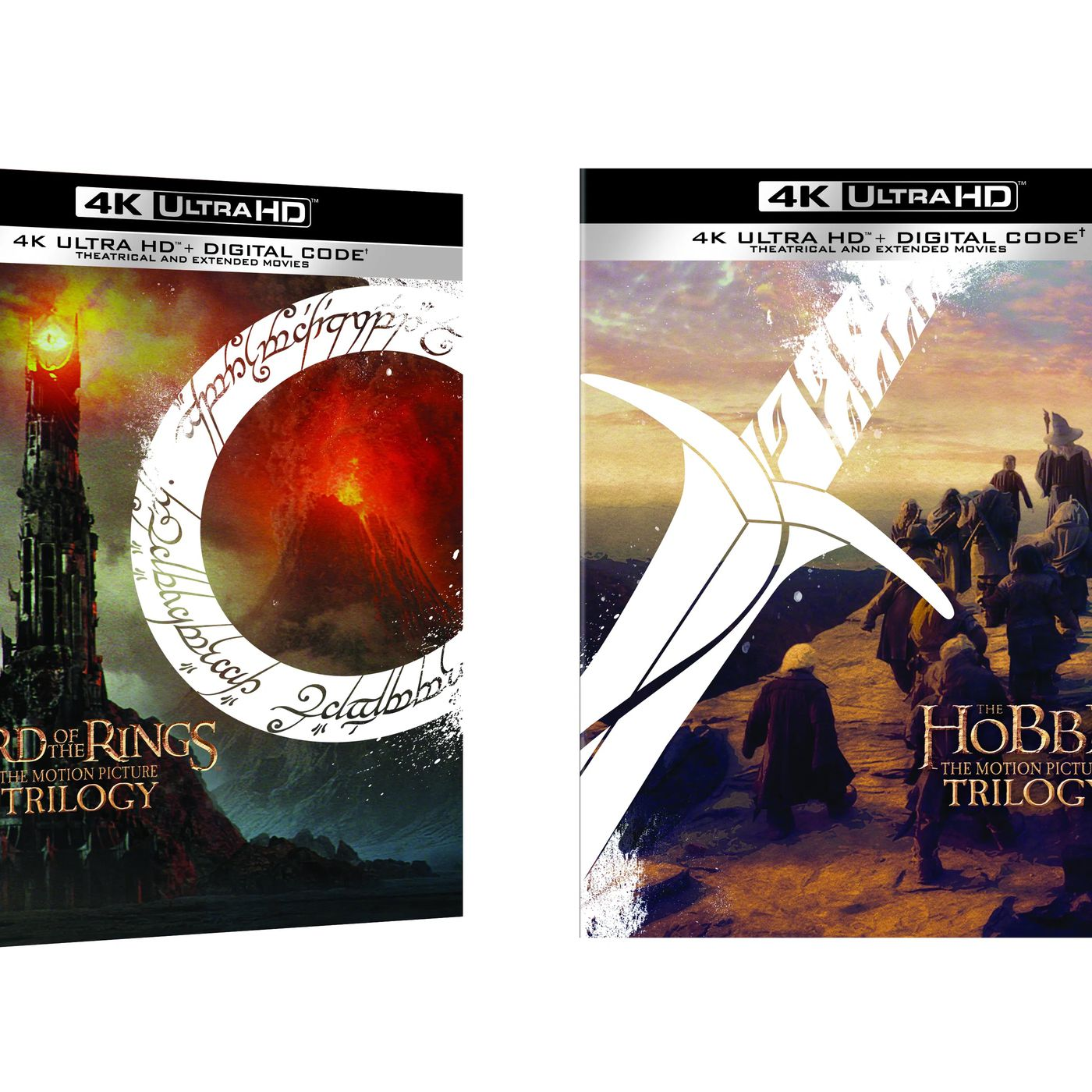 The Lord Of The Rings And The Hobbit Trilogies Are Being Released On 4k Ultra Hd Blu Ray The Verge