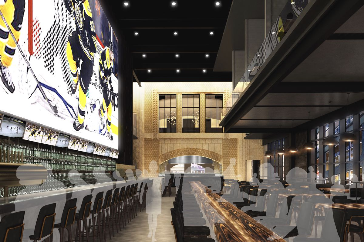 Banners Kitchen & Tap Opening in Hub on Causeway in Boston ...
