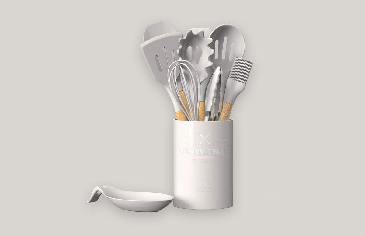 Conjunto de utensílios de cozinha Umite Chef