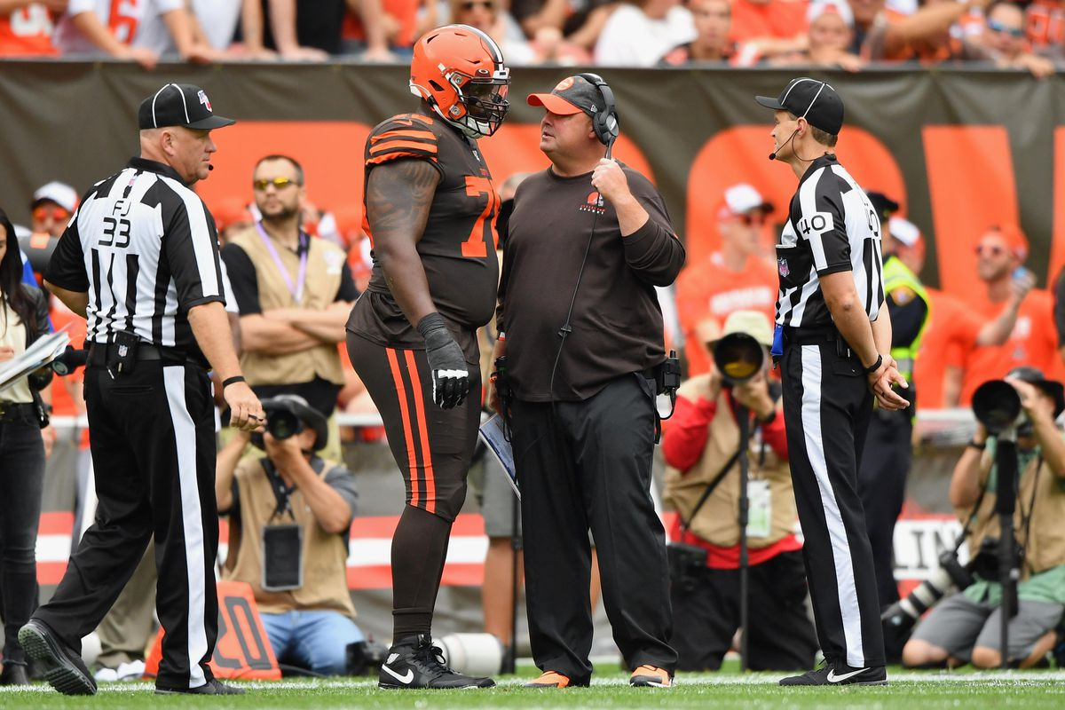 Cleveland Browns: NFL issues a familiar story to the Browns