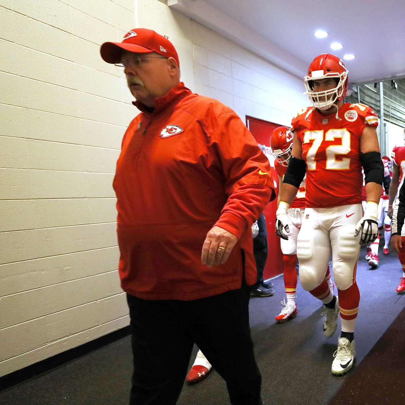 "pretty nice 8781f b65c4 KC Chiefs announce behind-the-scenes show called, ""The ..."
