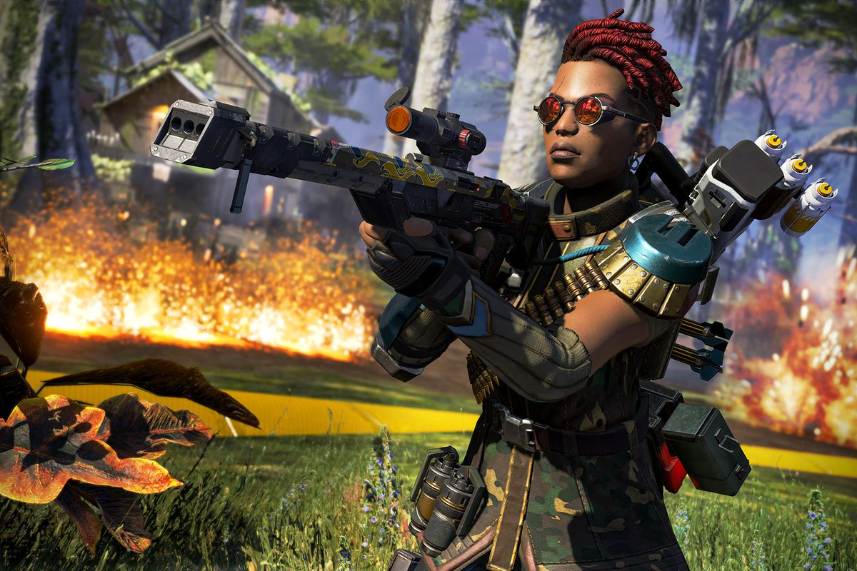 Apex Legends Mobile is going into beta this month - The Verge