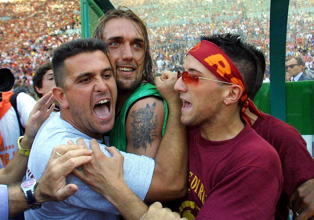Roma v Parma X
