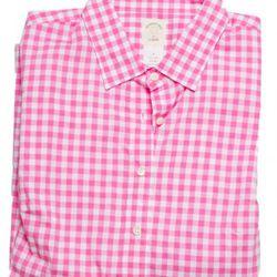 "<a href=""http://www.jcrew.com/womens_category/shirtstops/casualshirts/PRDOVR~41292/99102313144/ENE~1+2+3+22+4294967294+20~~~17~90~all~mode+matchallany~~~~~gingham+shirt/41292.jsp"" rel=""nofollow""><br />Women's Perfect Shirt in Neon Gingham</a>, $72"