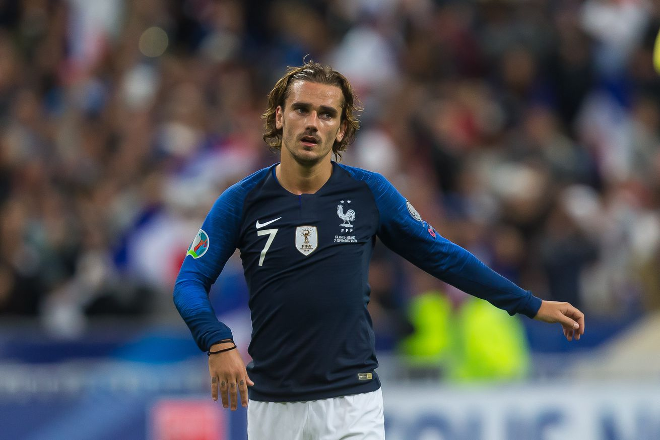 Griezmann vows to improve penalties after France miss