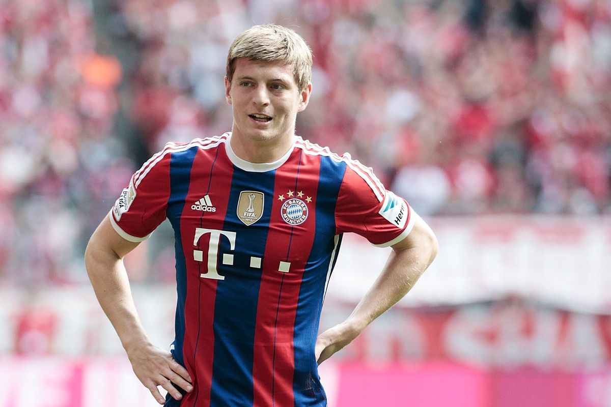 Bayern Munich sell Toni Kroos to Real Madrid Bavarian Football Works