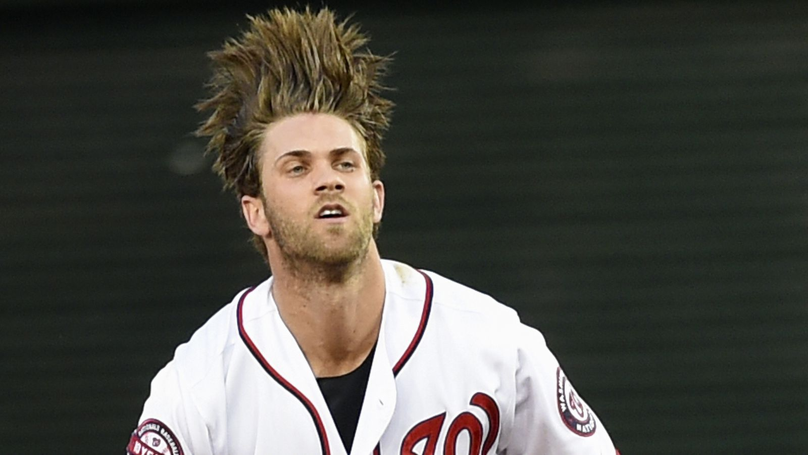Nationals Bryce Harper Yankees Prospect Clint Fraziers Budding