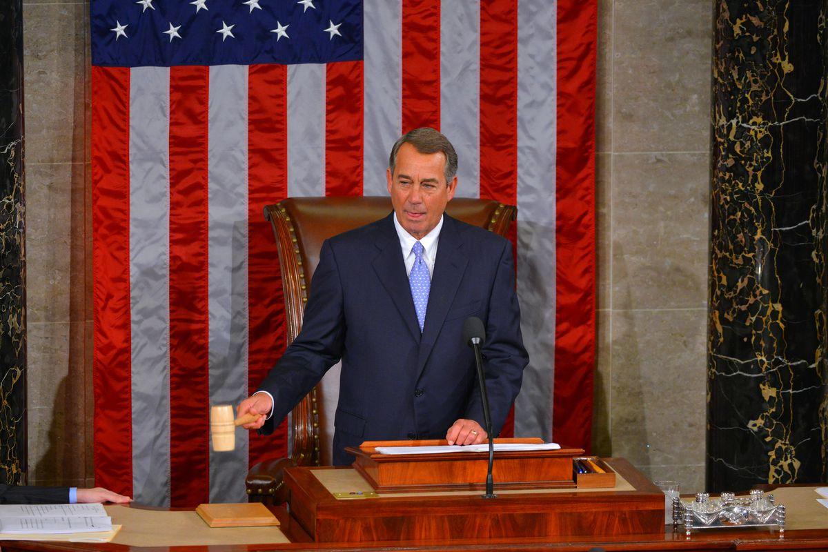 Speaker John Boehner's Resignation Speech and the Election of the New Speaker Paul D. Ryan
