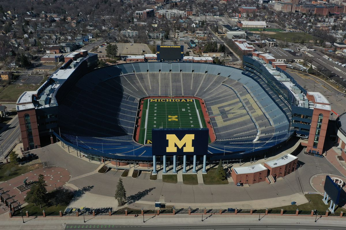 Drone Photos of North American Sport Stadiums