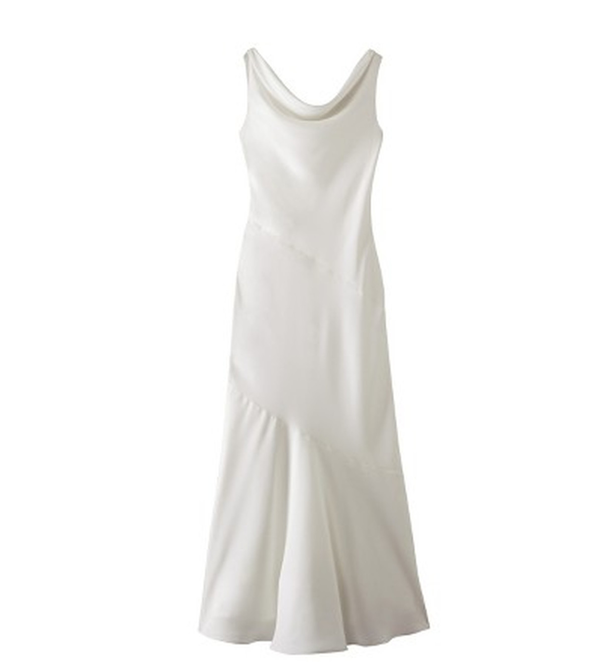 Cowl Neck Satin Wedding Gowns: Hold Up: Target Just Launched An In-House Bridal