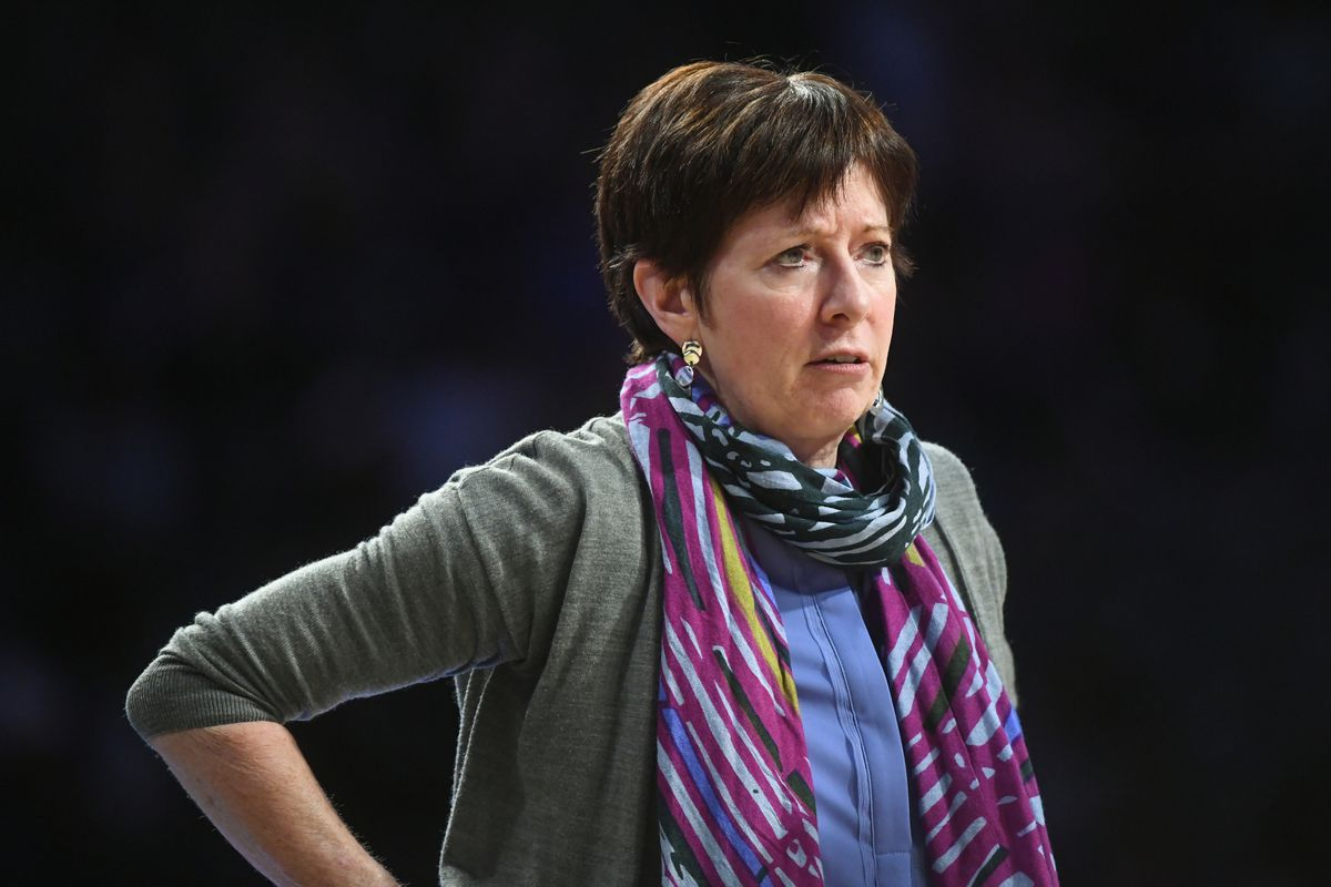 Notre Dame women's basketball coach Muffet McGraw has stepped down. She won two national championships with the Fighting Irish.