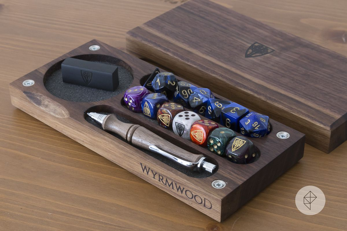 Ditch the dice bag and invest in Wyrmwood's immaculate ...