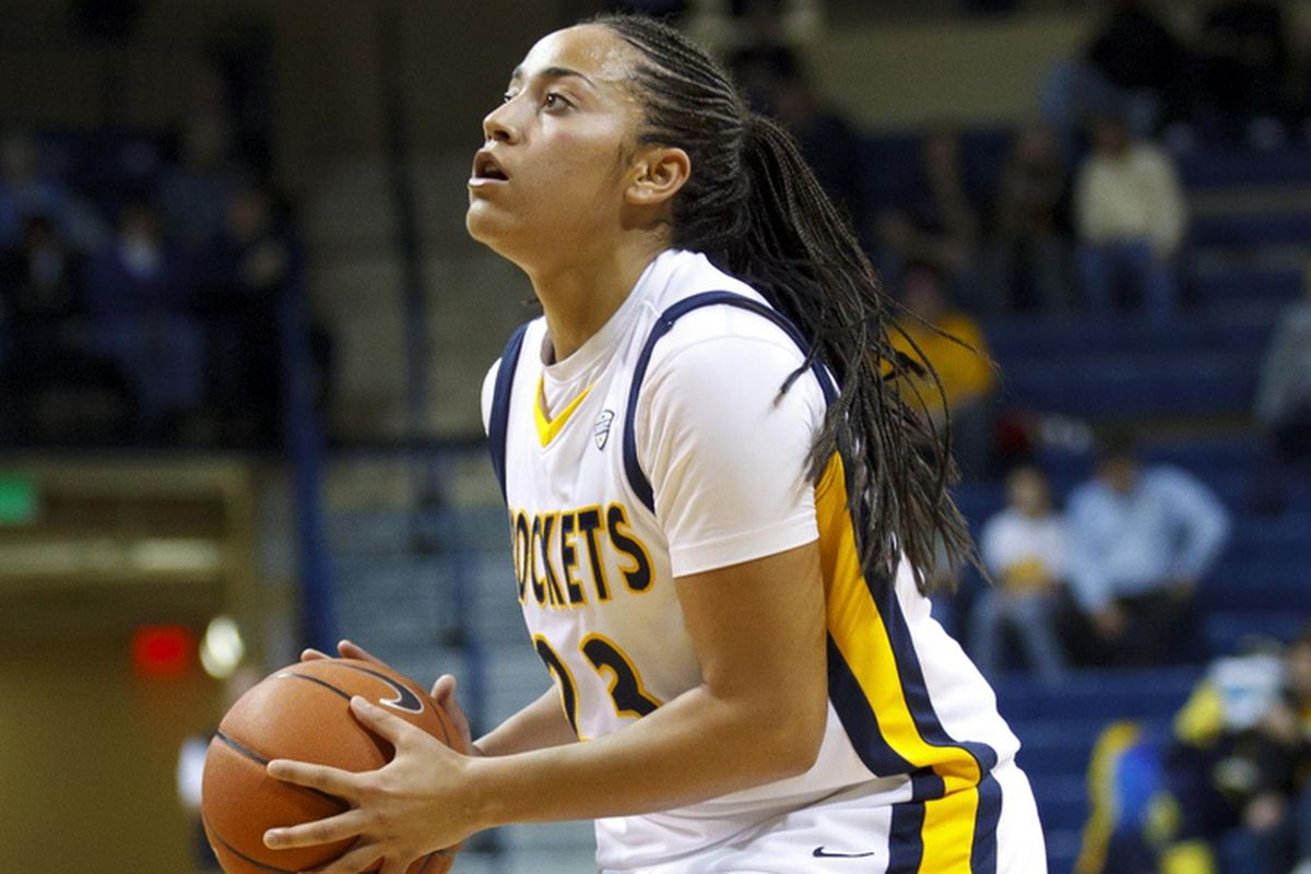 Inma Zanoguera helped the Toledo Rockets overcome the loss of star forward Yolanda Richardson in Sunday's game against the Georgia State Panthers.