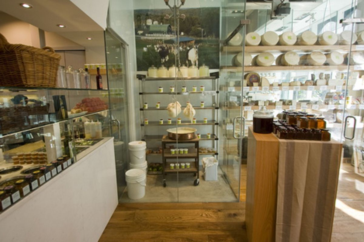 The newly opened store from the owner of Milos, Marketa