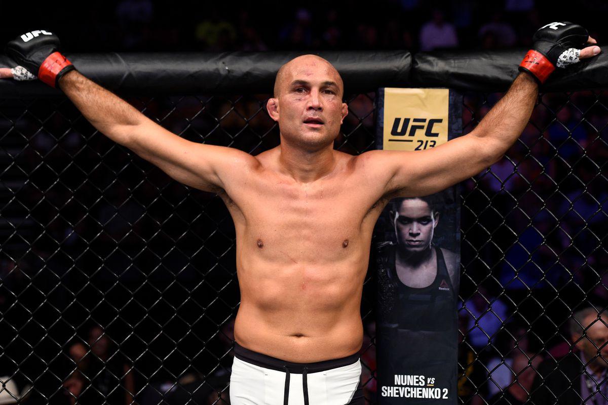 UFC Fight Night: Penn v Siver