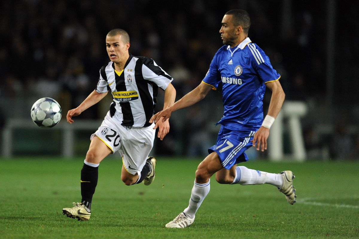 Juventus v Chelsea - UEFA Champions League Round of 16 2nd Leg