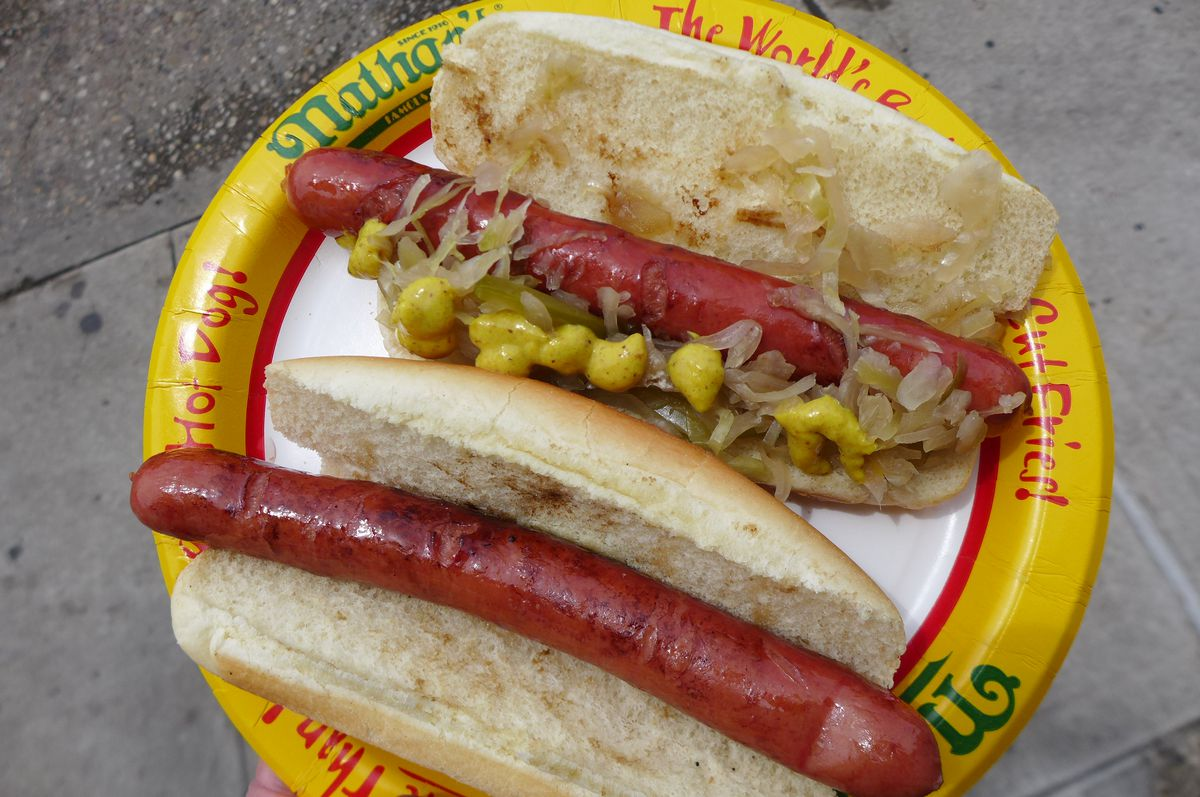 Nathan Famous Hot Dog Ingredients