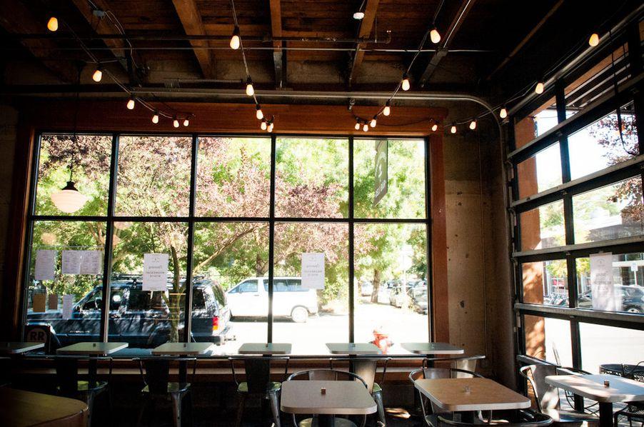Inside kenny zuke s deli bar opening tomorrow eater