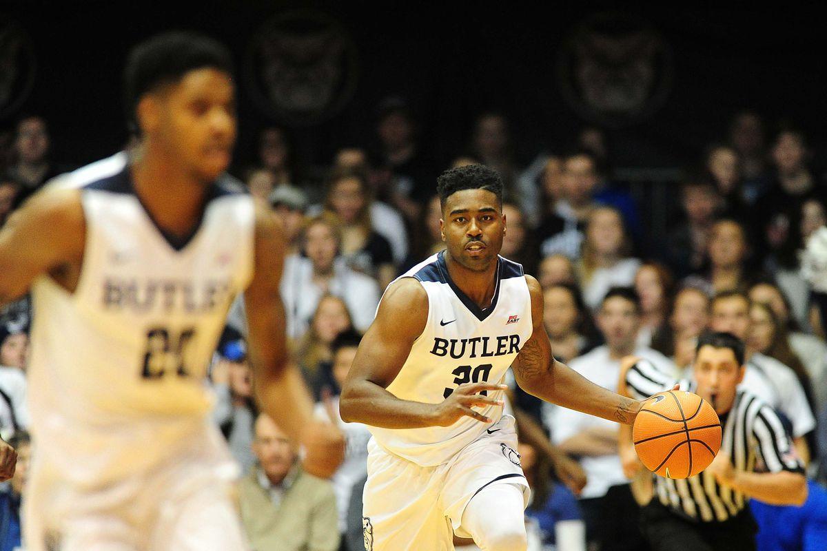 NCAA Basketball: Princeton at Butler