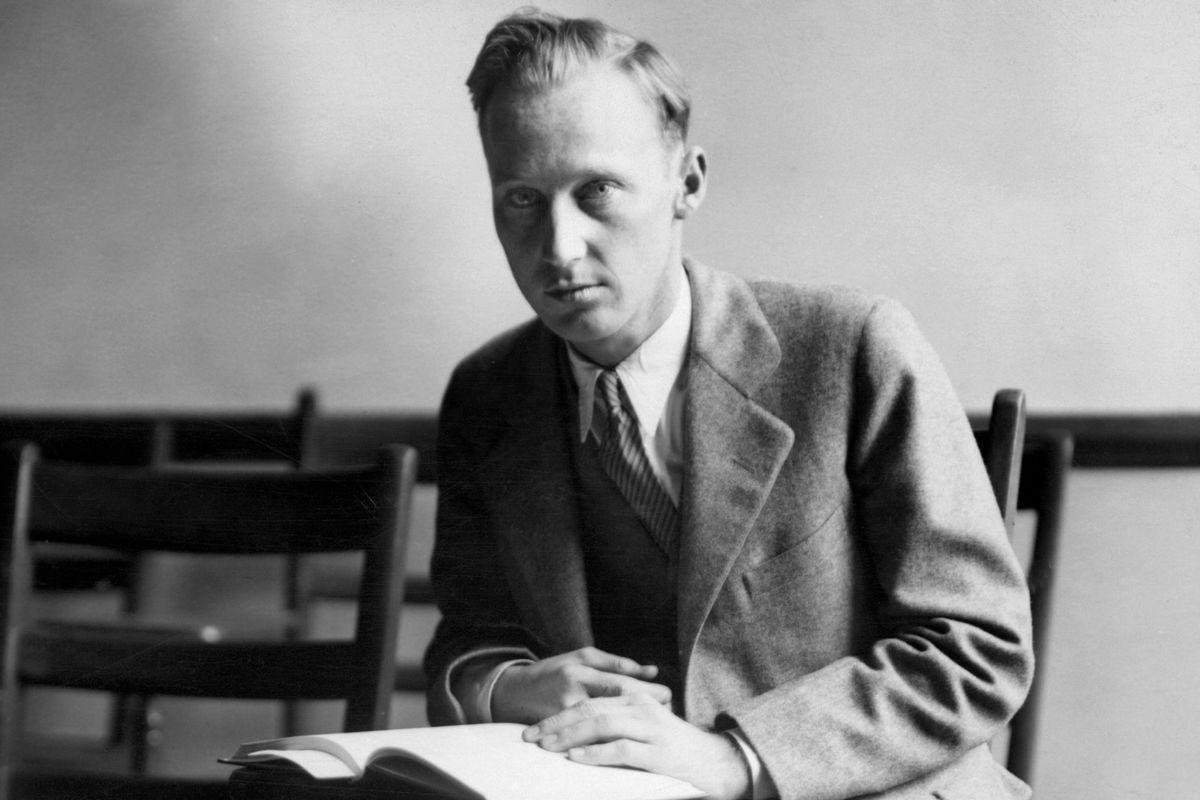 John T. Scopes in 1925