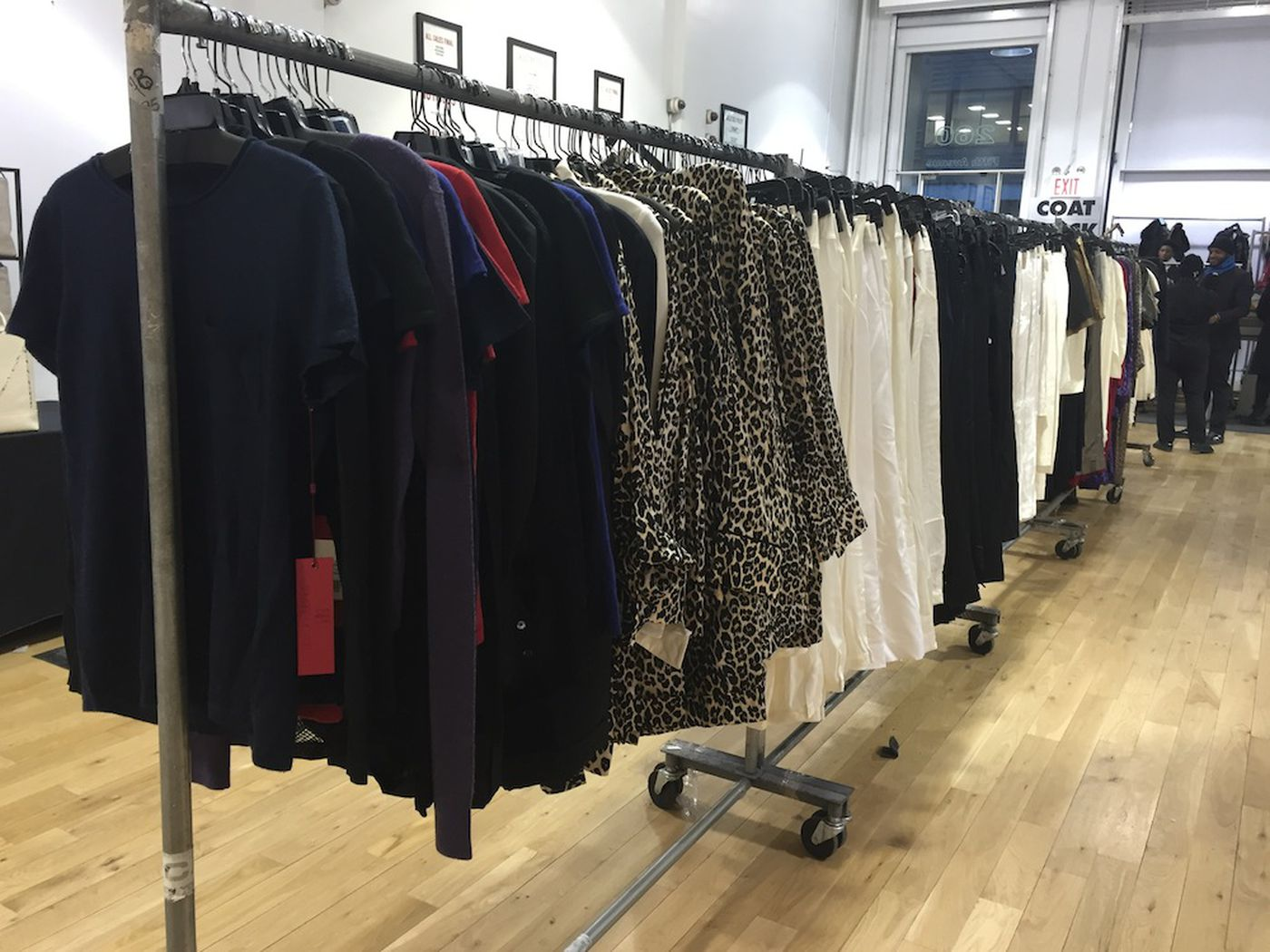 There's Not Much Left at the Tamara Mellon Sample Sale - Racked NY