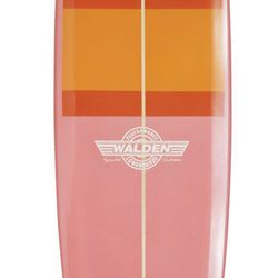 """Trina Turk Surfboard (available at <a href=""""http://www.waldensurfboards.com/""""target=""""_blank"""">Walden Surfboards</a>), $1,092"""