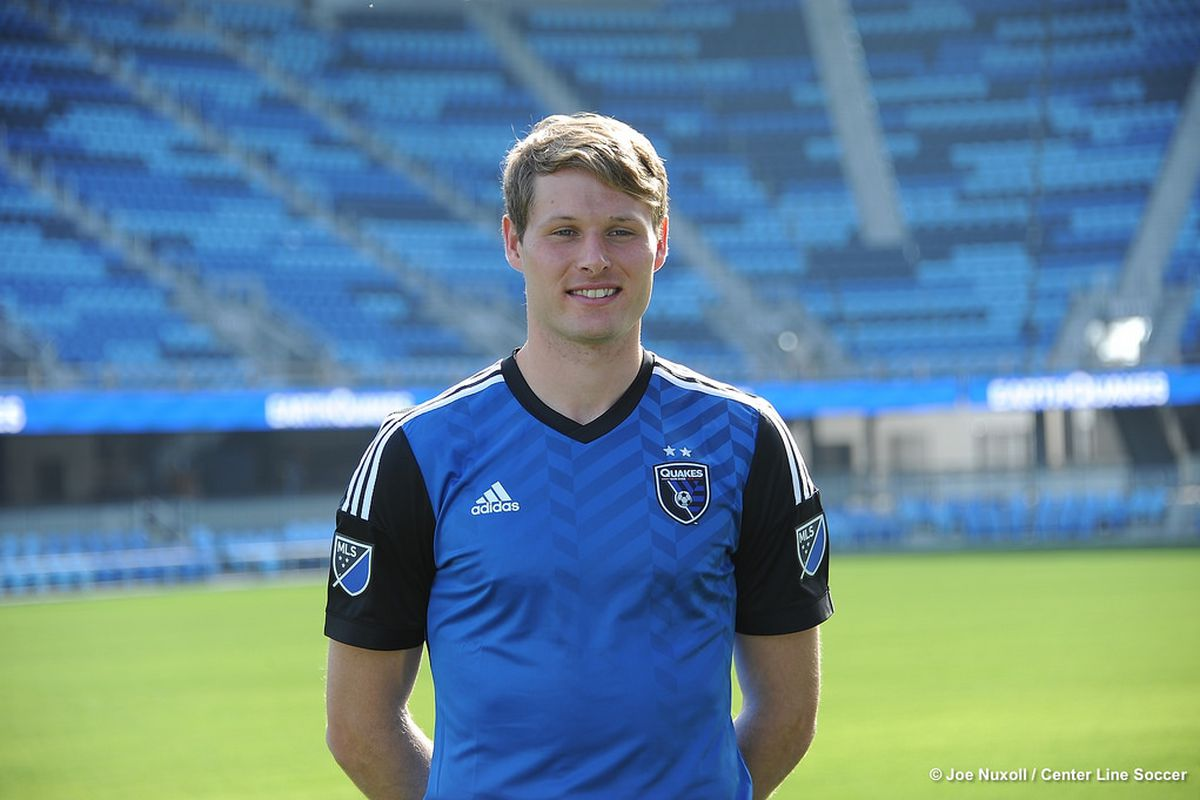 Jahn hope to spend a lot of time on the field at Avaya Stadium in 2015